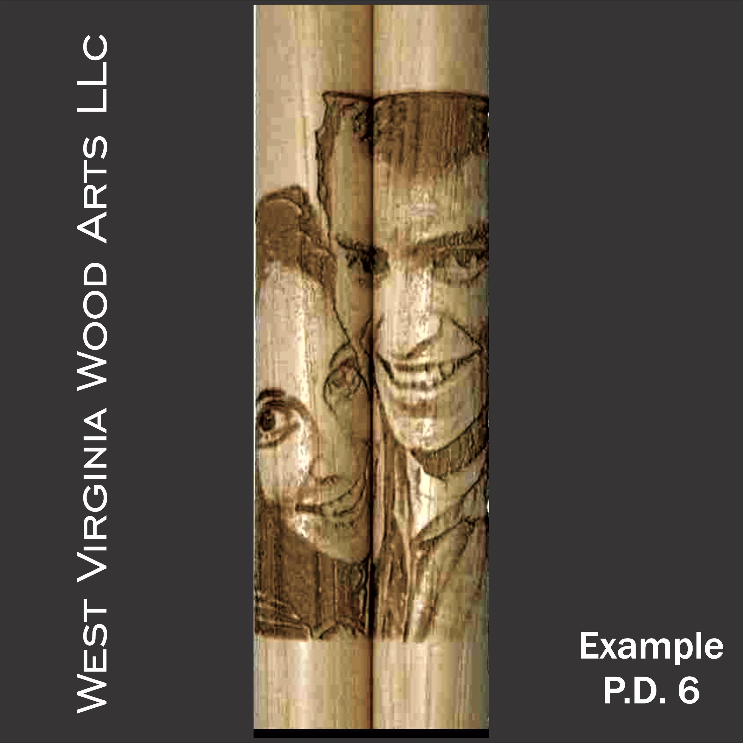 personalized drumsticks with photo engraving main link example