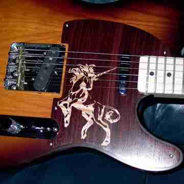 Custom guitar accessories linked image